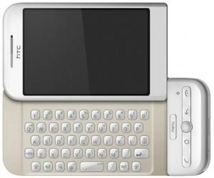 HTC Dream movistar