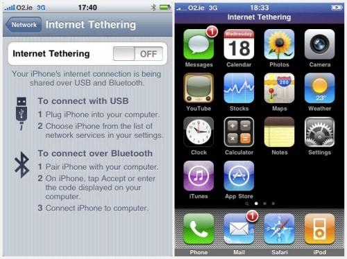 iphonetethering