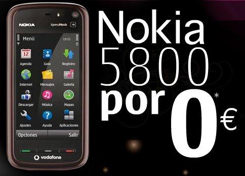 Nokia 5800 El Mundo