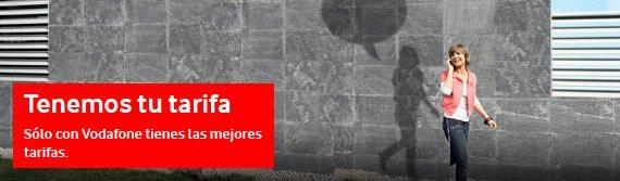 Subida tarifas en Vodafone