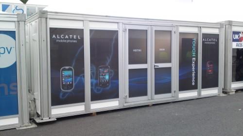 Alcatel MWC 2010