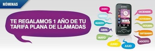Caixa Galicia y Vodafone