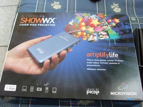 Showwx Pico Projector