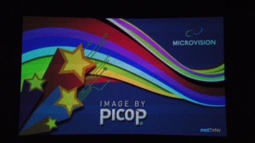 Showwx Pico Projector - Menu de configuración (13)