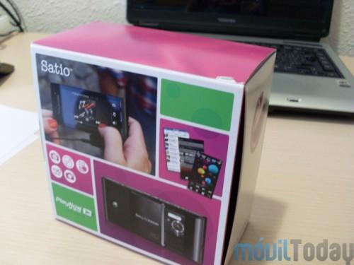 Sony Ericsson Satio U1i (9)