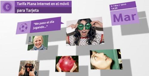 Tarifa Plana Internet en el Móvil Vodafone