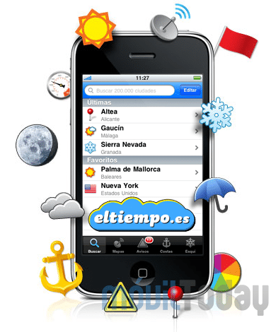 Eltiempo.es para iPhone