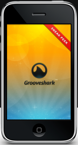 Grooveshark iPhone