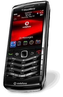 BlackBerry Pearl 3G con Vodafone