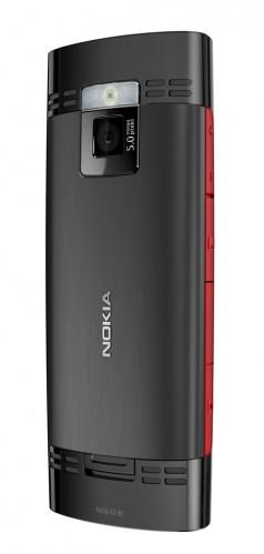Nokia X2 trasera