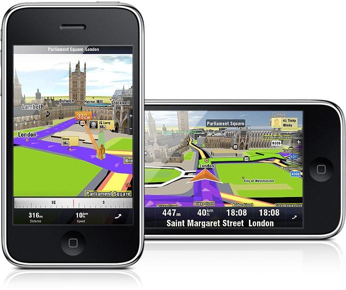 Sygic AURA disponible para iPhone en Singapur y Malasia ...