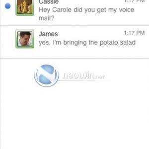 Windows Live Messenger para iPhone en junio - móvilToday