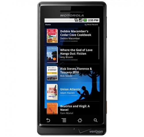 Amazon Kindle AndroidA
