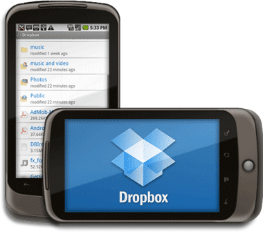app dropbox android