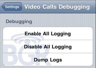 iPhone videollamada