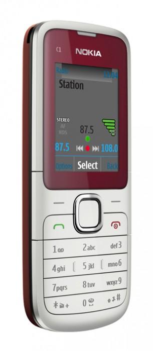 Nokia C1-01 con Yoigo