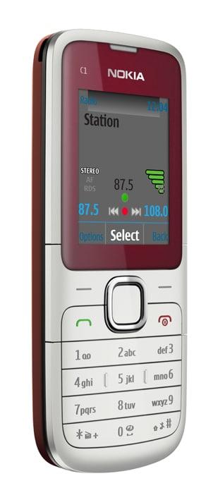 Nuevos Nokia C1-00, C1-01, C1-02 y C2-00 con Dual SIM ...