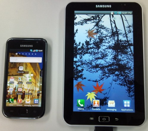 Samsung S Pad