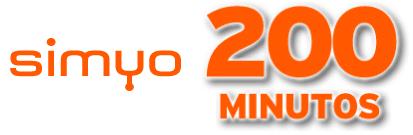 200 minutos simyo