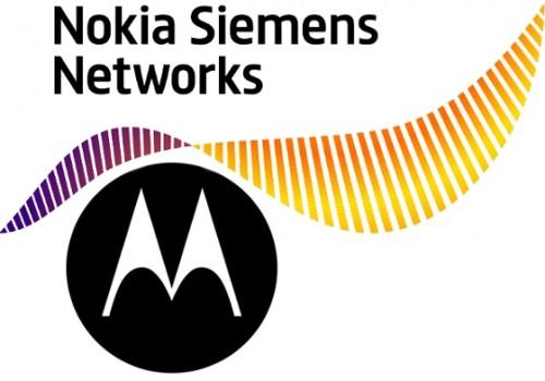 Nokia Siemens Motorola