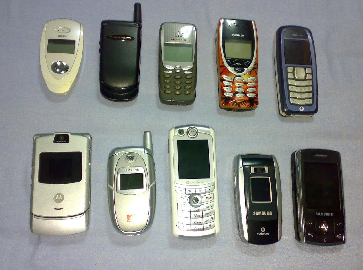 coleccion moviles