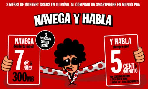 Pepephone & Mundo PDA
