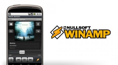 winamp Android