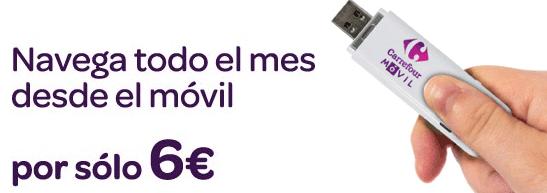 Internet Carrefour Móvil