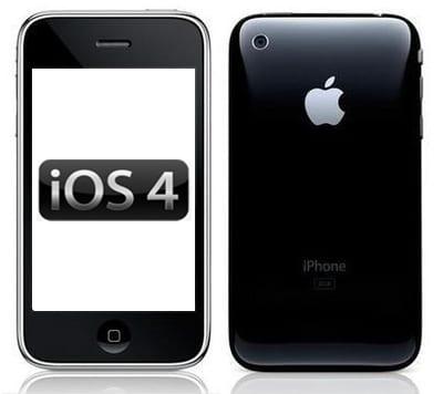 iphone3g con ios4