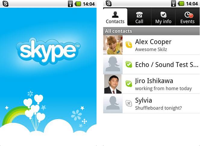 Скачать Skype для Android | Скайп