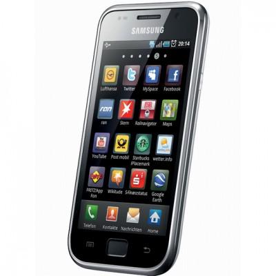 Samsung Galaxy S i9000 frontal