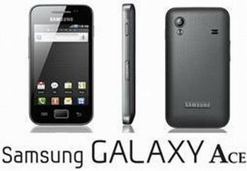 Samsung Galaxy Ace imagen oficial