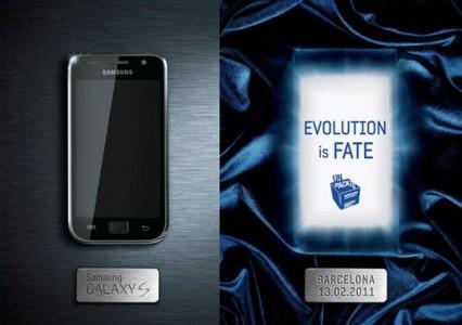 samsung evolution