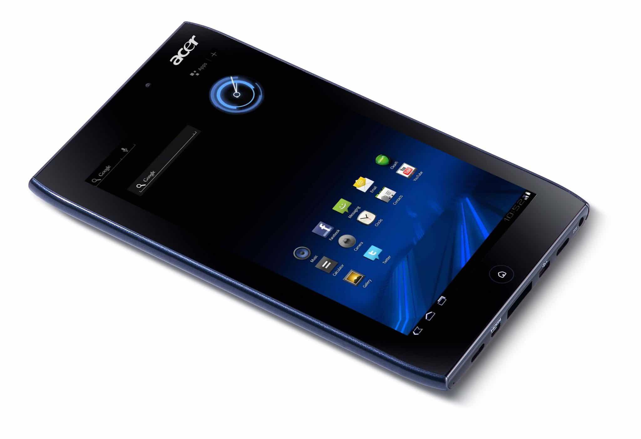 Acer iconia tab a100 характеристики - 4b72e