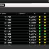 Aplicación F1.com 2011 - 5