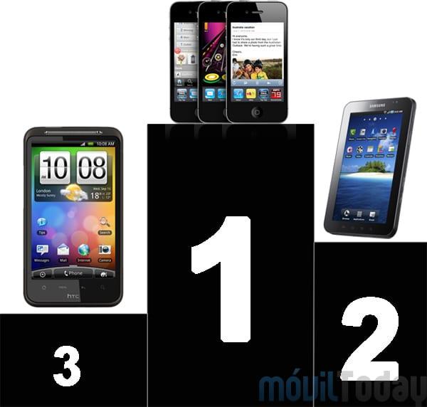 Home / Móviles / Los 10 móviles más vendidos en febrero de 2011