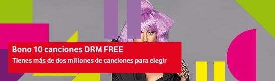 Vodafone MP3 gratis