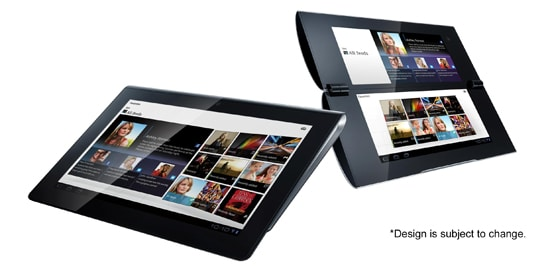 Sony Tablet S1 y S2
