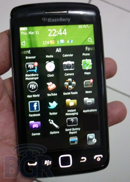 BlackBerry Touch