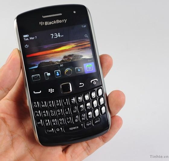 BlackBerry Curve Apollo 9370