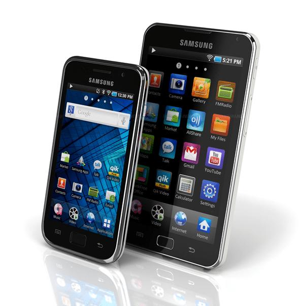 Samsung Galaxy S 4.0 y 5.0