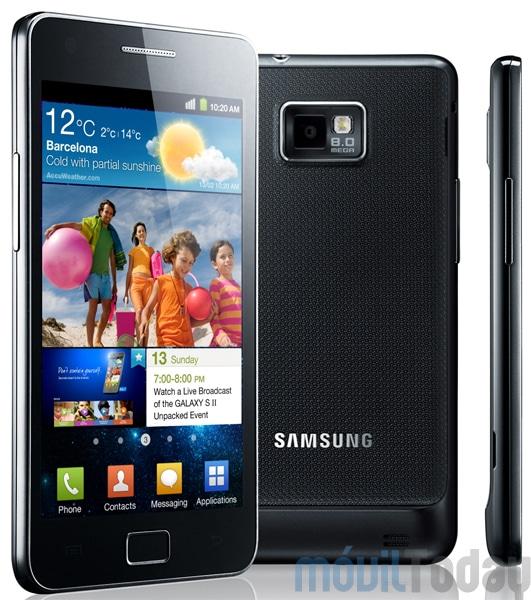 Liberar Samsung Galaxy S II gratis