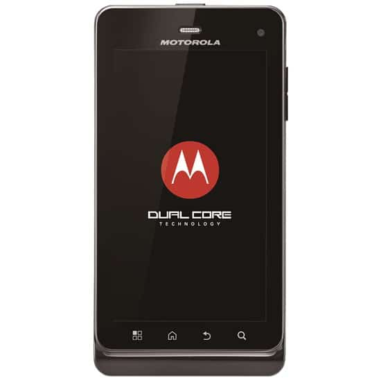 Motorola Droid 3 frontal