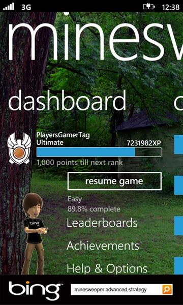 live search juego: