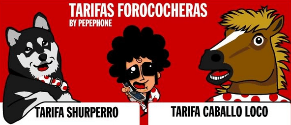 Tarifas Forocoches Pepephone