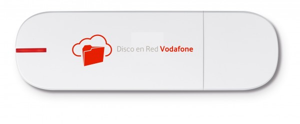 Vodafone Disco en Red