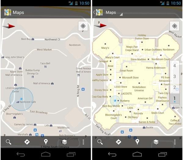 Google Maps 6.0