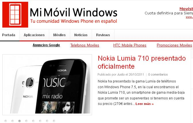 Mi Móvil Windows