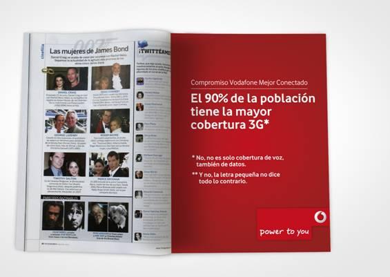 compromiso Vodafone