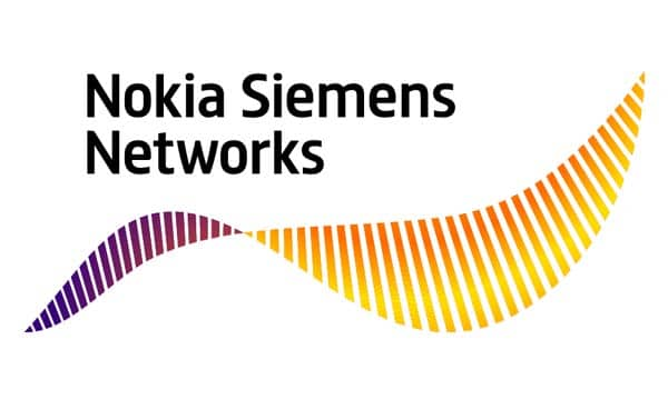 nokia siemens logo